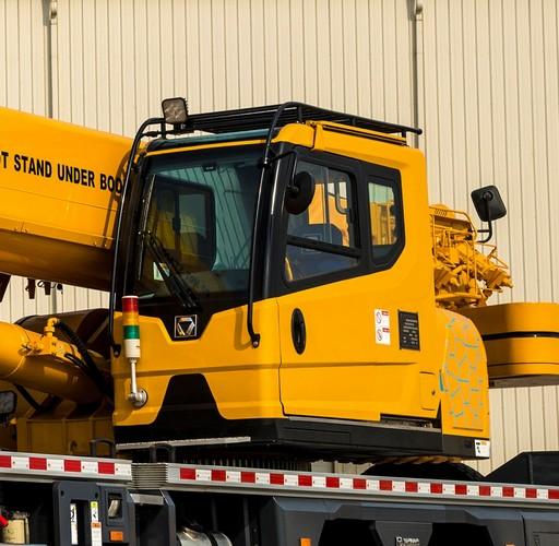 XCMG 25 ton truck rane XCT25L5 (3)