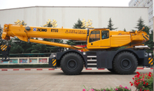 XCMG 80 ton Rough Terrain Crane RT80