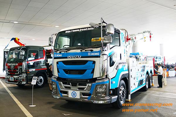 XCMG wrecker truck