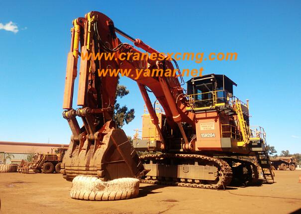 XCMG export excavator cylinder to Australia