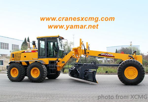 XCMG big motor grader GR300