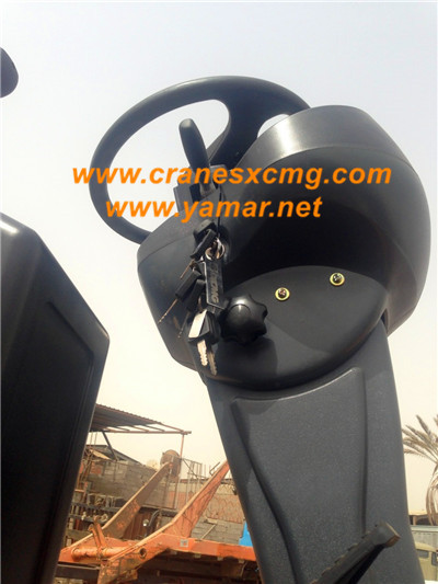 Customer buy XCMG LW300KN wheel loader-2