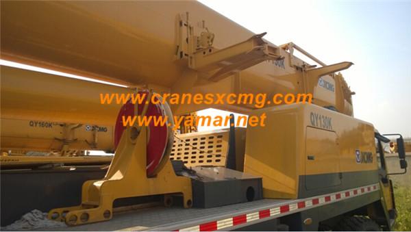 XCMG 130 ton truck crane QY130K-I(1)