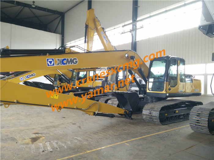 XCMG long boomn excavator XE215CLL
