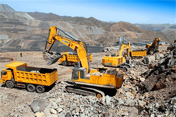 比肩国际巨头 徐工成套矿山机械1