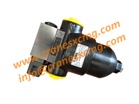 Differential pressure oil filter