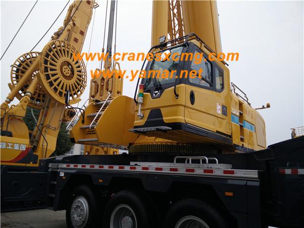XCMG 130 ton truck crane XCT130-3