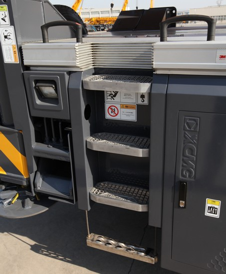 XCMG 25 ton truck rane XCT25L5 (17)
