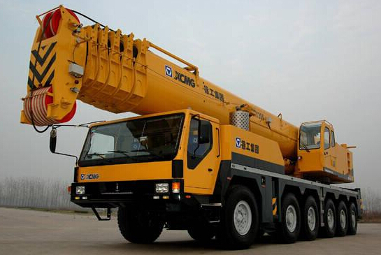 supply XCMG 240 ton All Terrain Crane QAY240 Changzhou Yamar