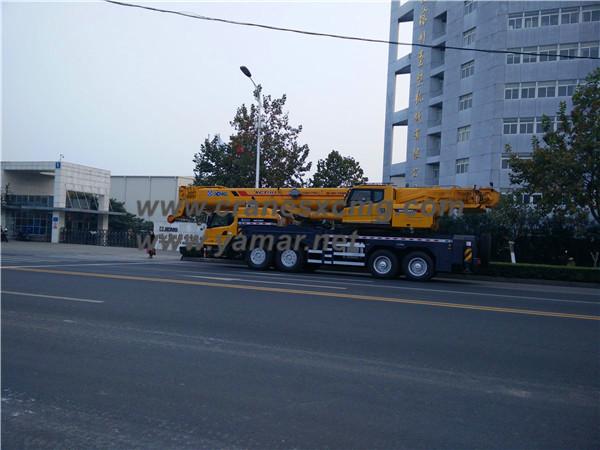 XCMG 80 ton truck crane XCT80 (5)