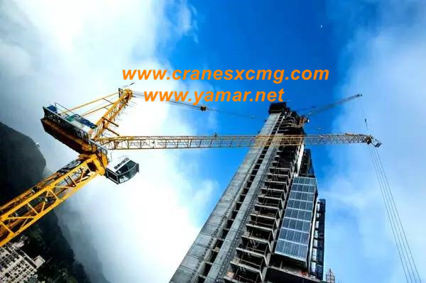 XCMG luffing tower crane (1)