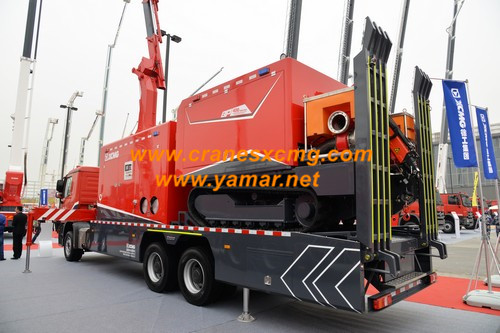 XCMG Fire fighting equipment Beijing