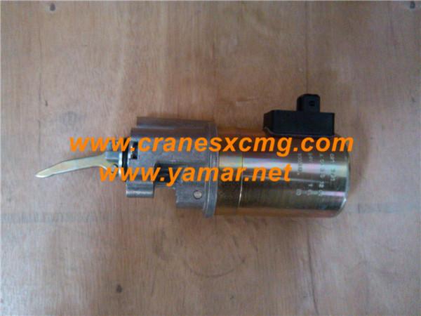 XCMG truck Crane parts engine valve