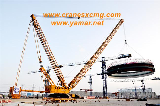 XCMG 2000 ton crawler crane XGC28000