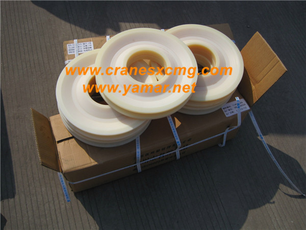 XCMG truck crane parts pulley