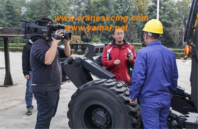 XCMG ET111 excavator