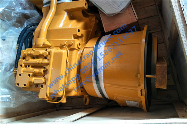 ZL50G gear box (3)