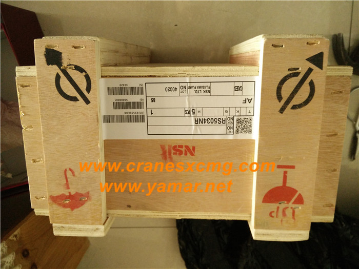 XCMG QY100K truck crane bearing package