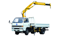 XCMG 2 ton Truck-Mounted Crane SQ2ZK1