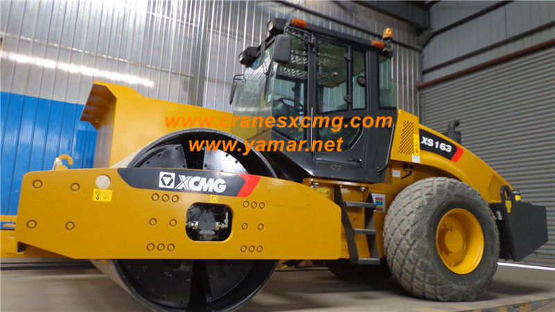 XCMG 16 ton road roller XS163