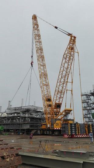 XCMG crawler crane QUY650