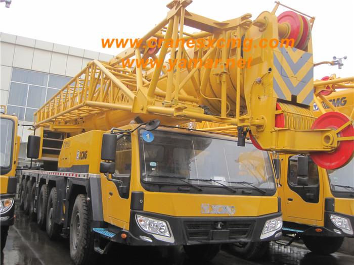 XCMG 160ton all terrain crane QAY160