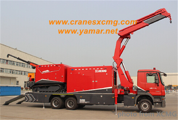 XCMG fire fighting water supply equipment
