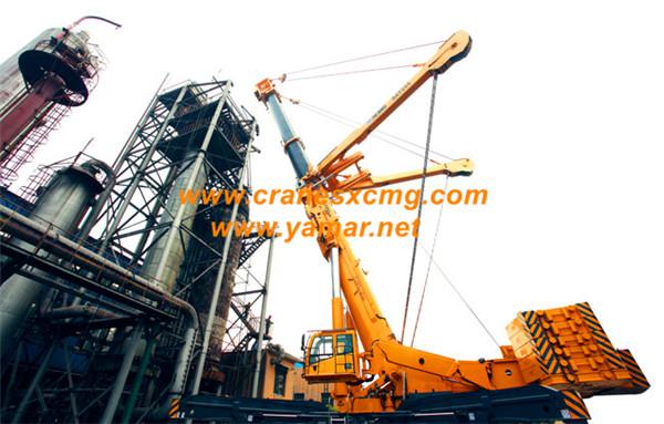 XCMG 800 ton all terrain crane QAY800-1