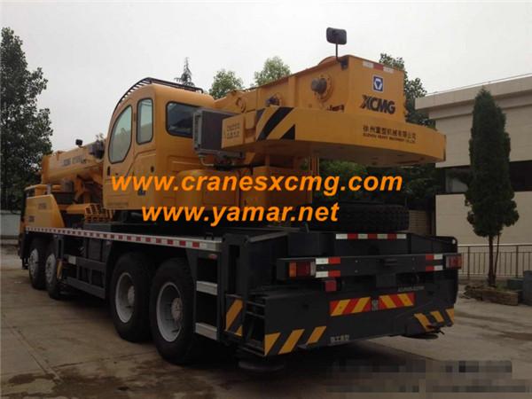export XCMG 50 ton truck crane QY50KA (3)