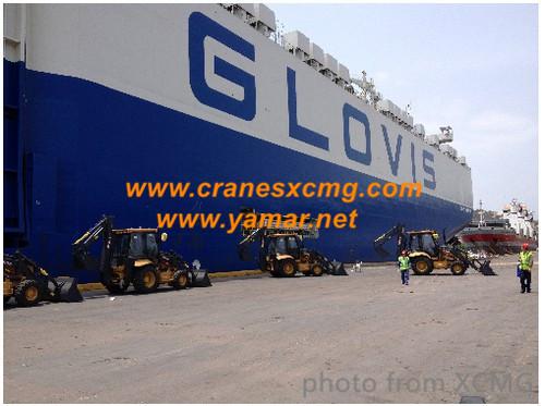 xcmg backhoe loader for oil field (1)
