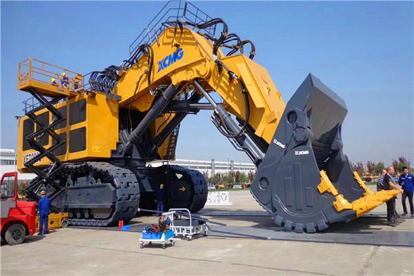 XCMG excavator01
