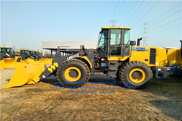 XCMG loader LW500F