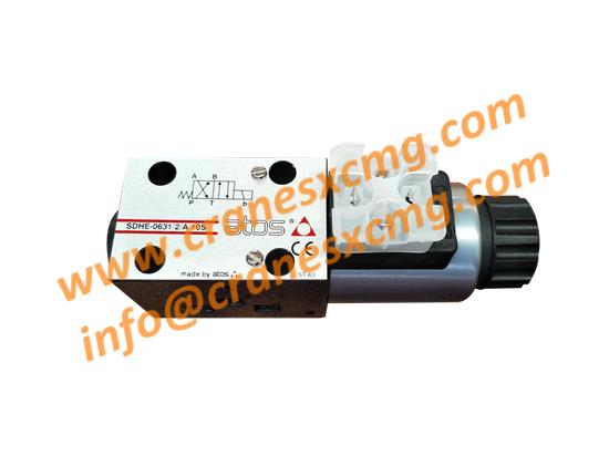 ATOS solenoid valve