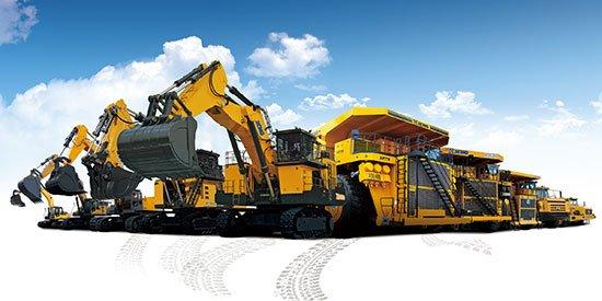 XCMG mining truck and excavator.jpg