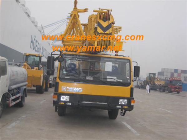 XCMG 25 ton truck crane QY25K
