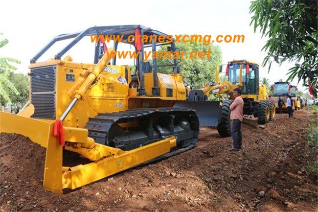 XCMG road building machinery 2