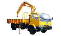 XCMG 3ton Truck-Mounted Crane SQ3.2ZK1/SQ3.2ZK2