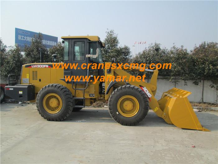 XCMG LW300FN wheel loader