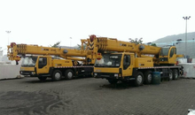used 40 ton Truck Crane QY40K