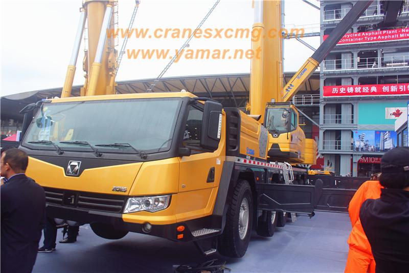 XCMG XCA1200 All Terrain Crane (1)