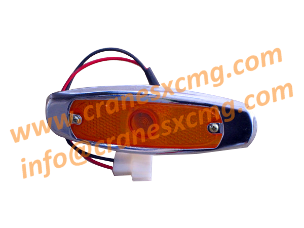 XCMG crane parts-Side lamp