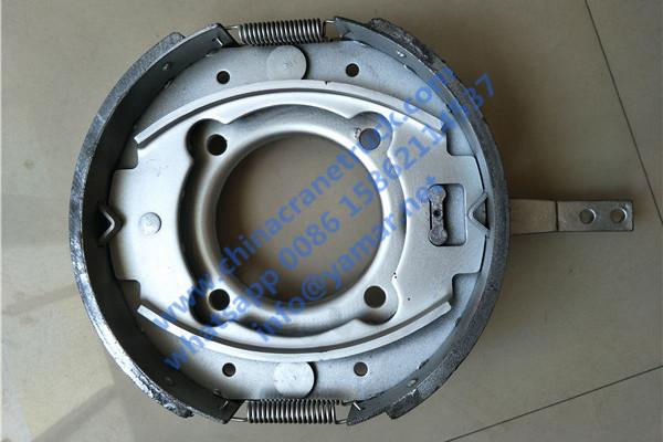 loader brake