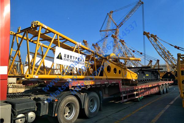 XCMG XGC150 crawler crane