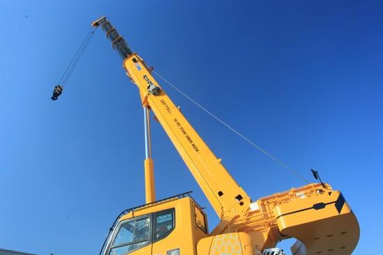 XCMG 25 ton truck rane XCT25L5 (5)