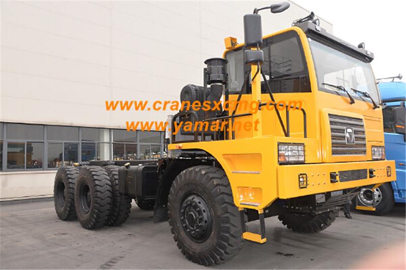 XCMG off road mining dump truck
