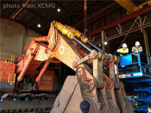 XCMG export amount keeps No.1 in China (4)