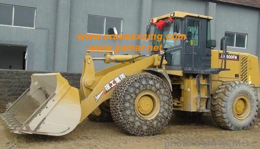 XCMG 6 ton wheel loader LW600FN