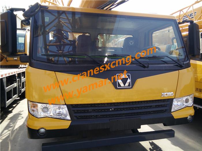 XCMG QY25K5A truck crane