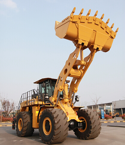 XCMG 12 ton wheel loader