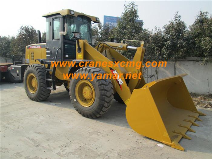 XCMG 3 ton wheel loader LW300FN